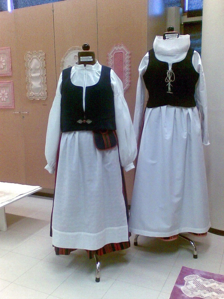 Folk costume of Rovaniemi and Central Finland