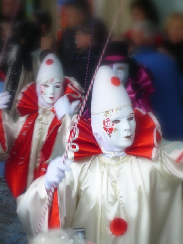 Carnaval de Limoux, France