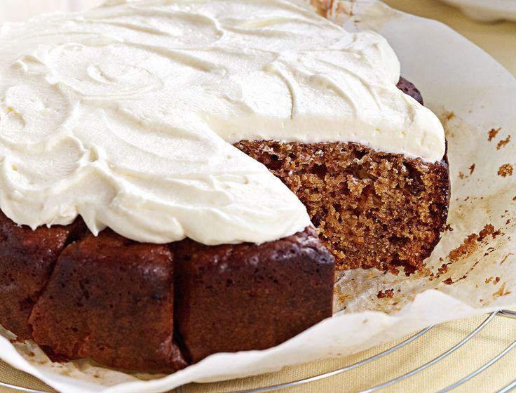 Slow Cooker Carrot Cake