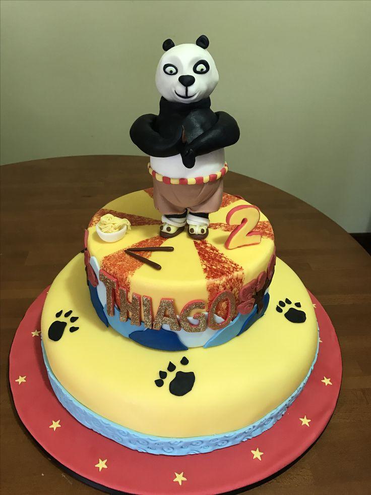 Torta kung fu panda kung fu panda cake