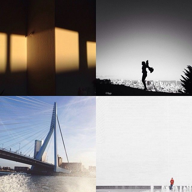 'SMC photos of the week'  Our weekly feature on SeeMyCity featuring 4 photos from the #seemycity tag. This weeks pics are taken by: Top left: @lookatoslo - Oslo Top right: @sanyeeyee - San Francisco  Bottom left: @Wouter Vocke - Rotterdam  Bottom right: @Ha Yea Jun - Doha  Congrats to all and thank you for tagging #seemycity! Pictures will be featured on our blog as well. If you want your picture to be featured in this series, tag your CITY photos with #seemycity.