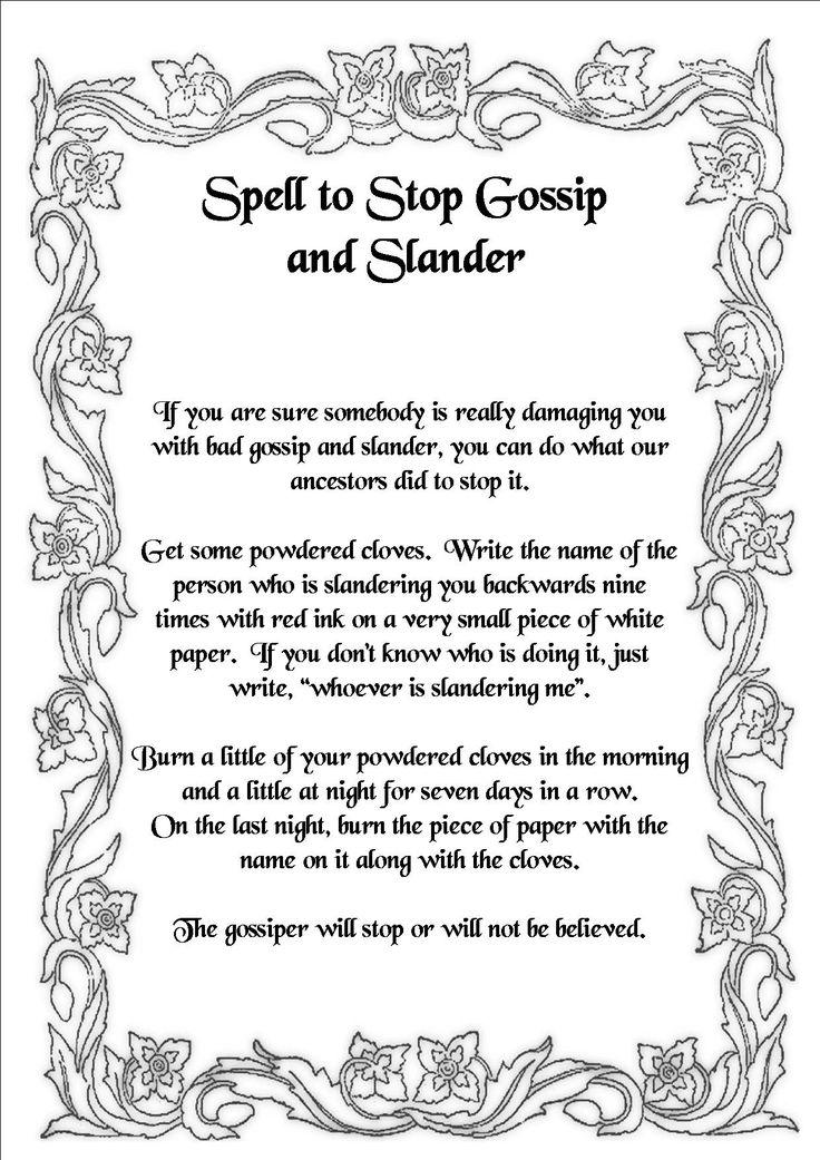Stop Gossip