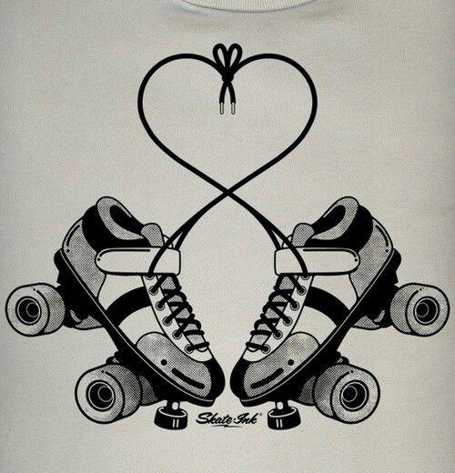 282 best cool images on pinterest rollers roller skating and roller derby. Black Bedroom Furniture Sets. Home Design Ideas