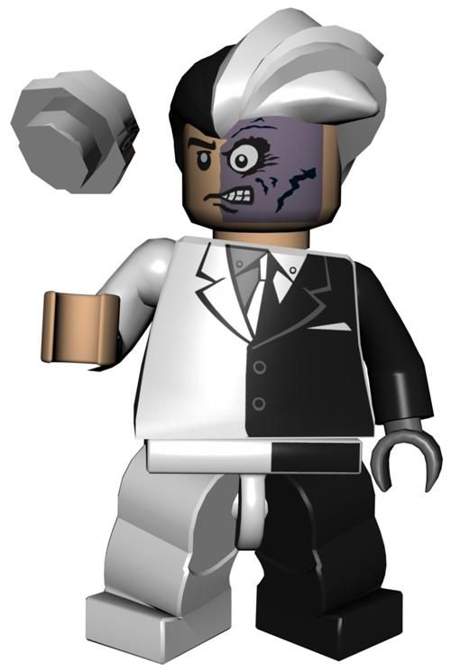Two-Face (LEGO Batman: The Videogame)