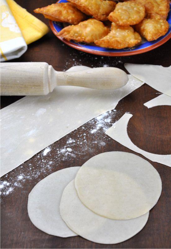 Receta 3: Masa de empanadillas » 1080 Fotos de cocina