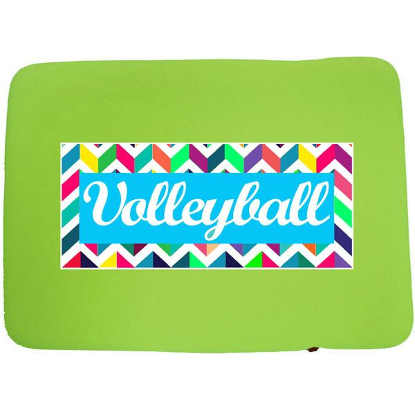 NEW at All Volleyball! Chevron Volleyball Tablet Sleeve