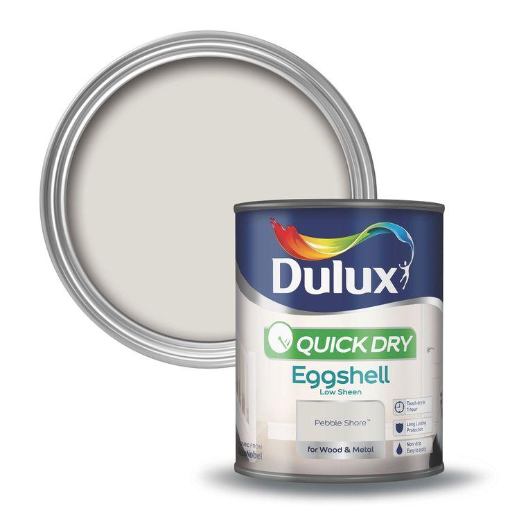 Eggshell paint bathroom