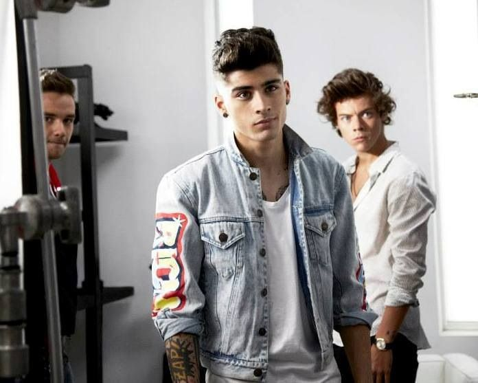 Liam Harry Zayn Behind The Scenes Of BSE