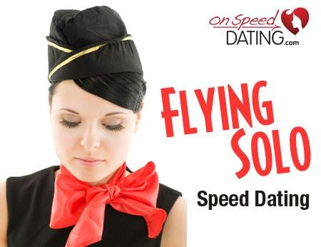 Speed dating flights