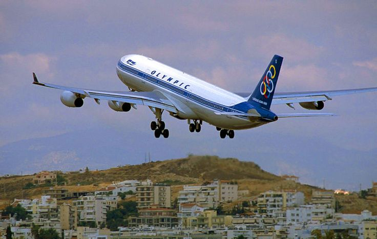 olympic airlines | Olympic Airlines A340-300