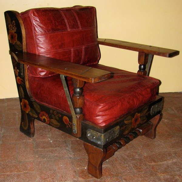 Spanish Revival Monterey Style Furniture, Headboards, Chairs, Tables,  Bookcases, Day Beds