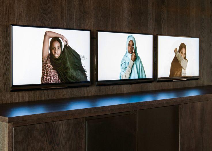 Norwegian artist Charlotte Thiis Evensen's work 'untitled'