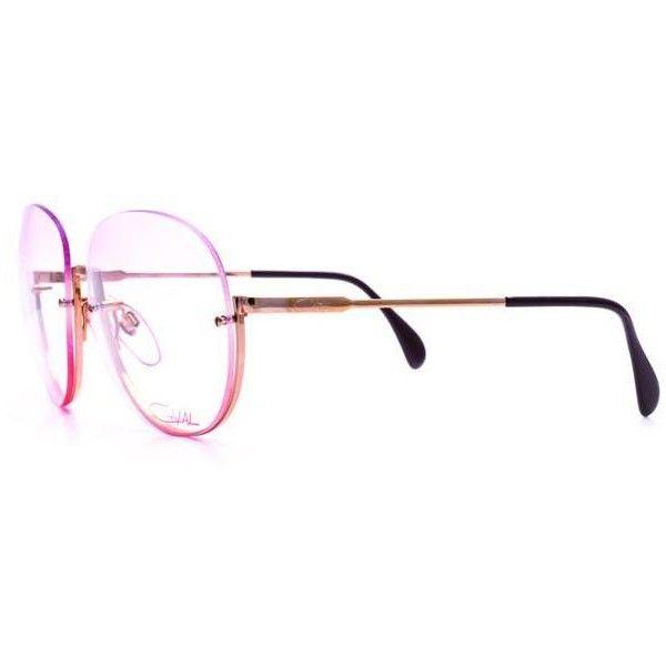 Cazal 212 98 ($200) ❤ liked on Polyvore featuring accessories, eyewear, sunglasses, vintage sunglasses, vintage glasses, cazal eyewear, cazal sunglasses and cazal
