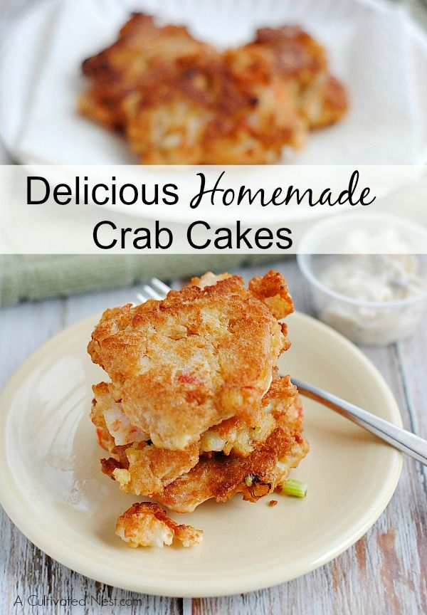 Crab Cake Recipe Without Mayo And Mustard