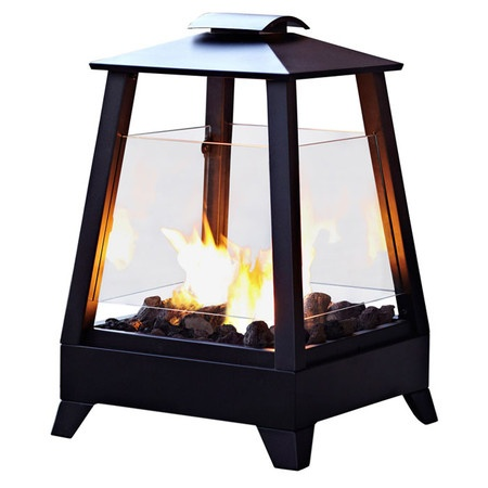 Cast a flickering glow over balmy evenings and festive springtime soirees with this beautifully crafted design.   Product: Outdoor fir...