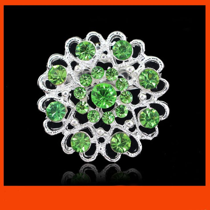 Cheap brooches for wedding, Buy Quality crystal brooch directly from China wedding brooch Suppliers: Crystal brooch for wedding decoration/rhinestonee brooch