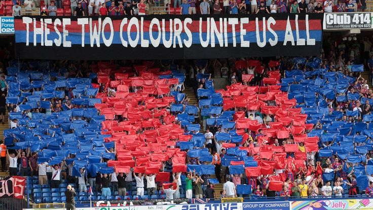 Holmesdale Fanatics Ultras Feature – CPFC | Stokoe's Blog
