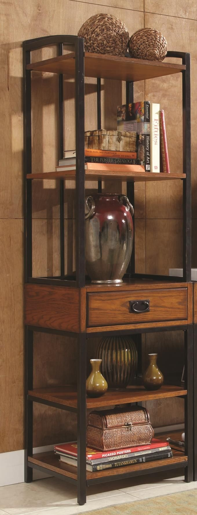 image mission home styles furniture. Home Styles Modern Craftsman Gaming Tower, Distressed Oak Finish Image Mission Furniture