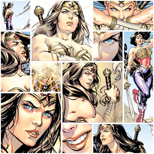 There is NO Such Thing As Too Much Wonder Woman