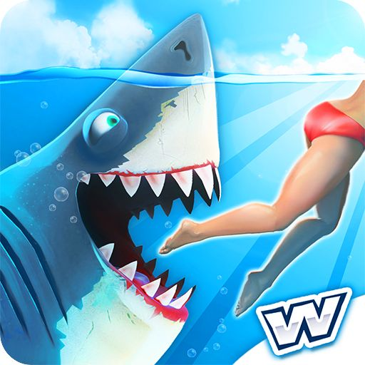 Hungry Shark World v0.4.0 [MOD]