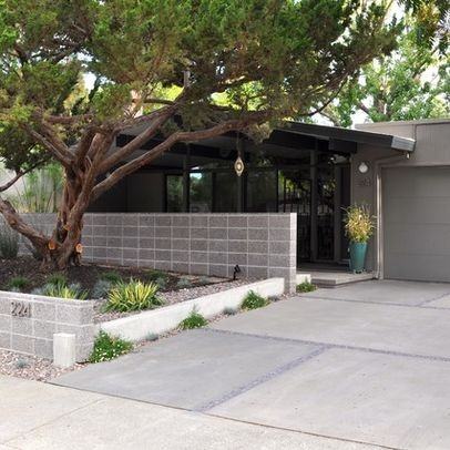 Modern Home Driveway Design, Pictures, Remodel, Decor and Ideas