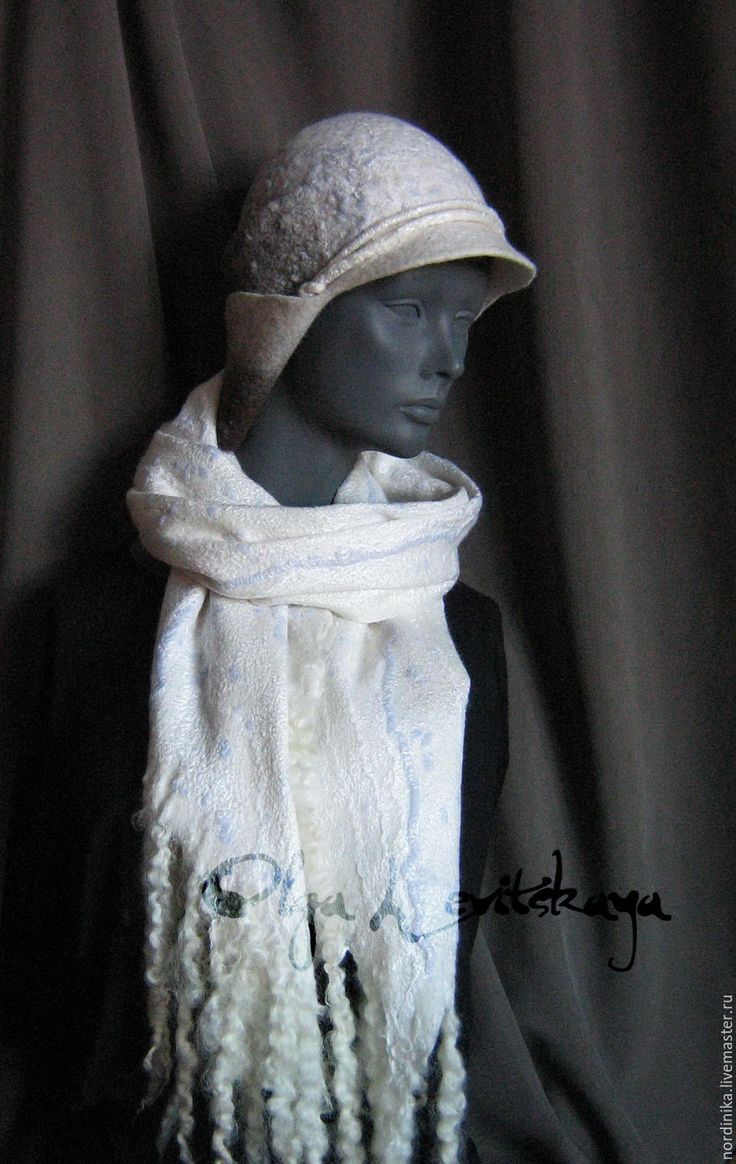 женская шапка-ушанка крючком схемы