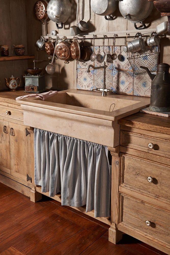 La cucina aurora una cucina rustica toscana funzionale for Ad giornale di arredamento