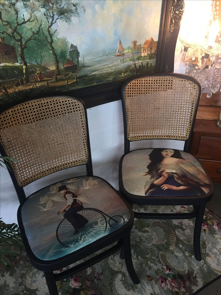 Painted and upholstered saving furniture and creating new style