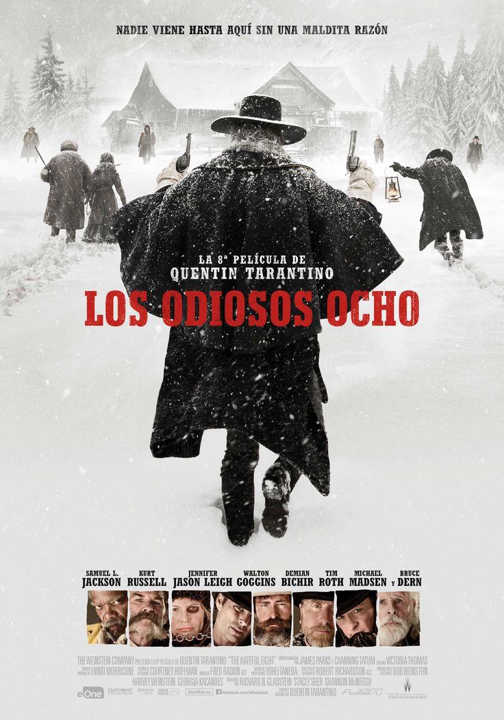 2015 / Los odiosos ocho - The Hateful Eight