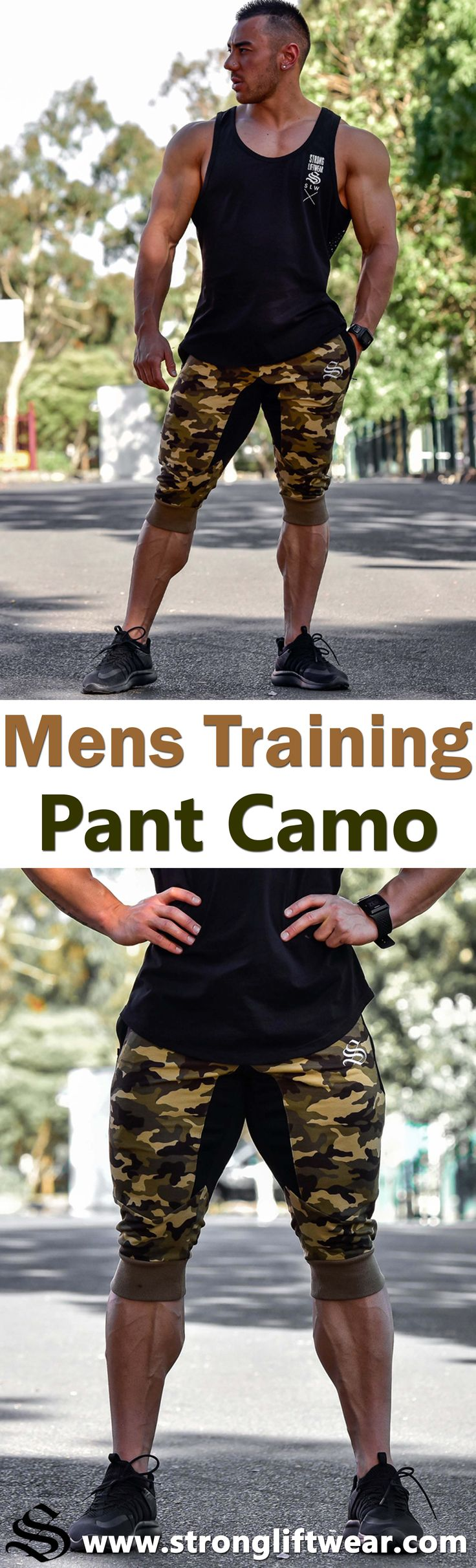 how to wear camo shorts