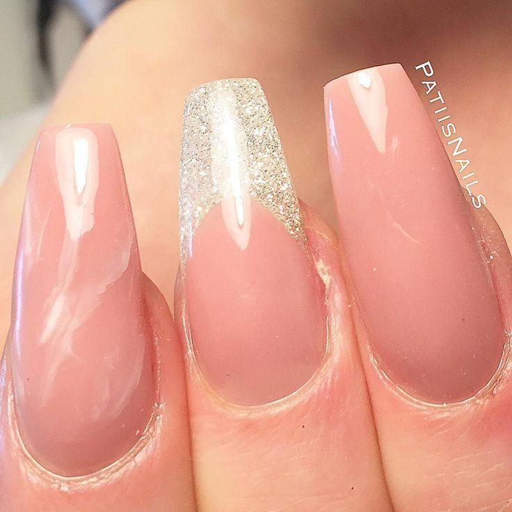 Close-up 😍 ✨✨✨ #marble #gelnails #gelnaglar #nails
