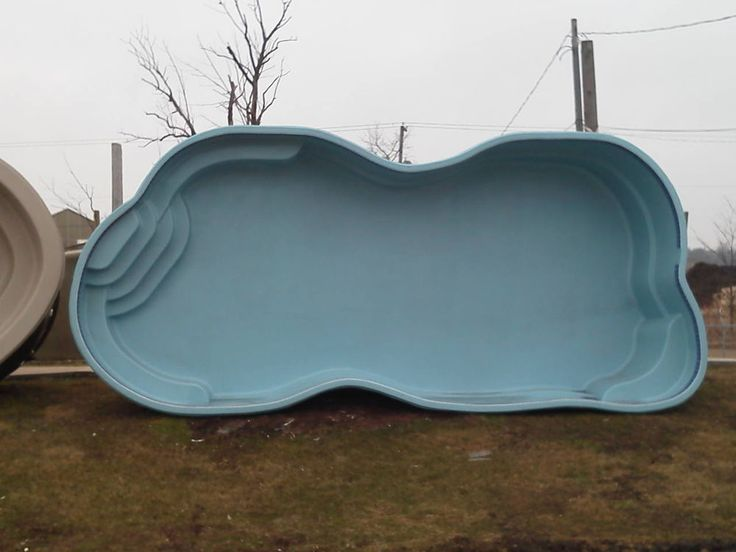 well small inground fiberglass - photo #2