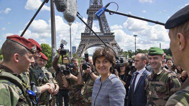 L'ex-ministre Sylvie Goulard touchait 10 000 euros par mois d'un think tank américain pro-UE  ENCORE UNE PERSONNE QUI EST SOUS CONTROLE DES USA POUR UNE RAISON OU UNE AUTRE LES TRAITRES A LA NATION DOIVENT ETRE MIS   HORS D'TAT DE NUIRE