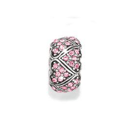 Fashion Jewelry Original Brighton Rosa Y Azul Pequeño Madalena Pulsera Charm Solo Leer Jewelry & Watches