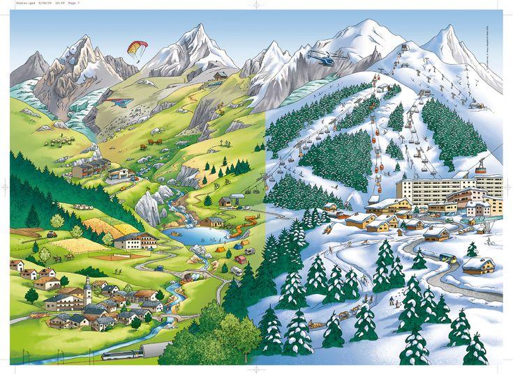 séquence paysage de montagne cycle 2