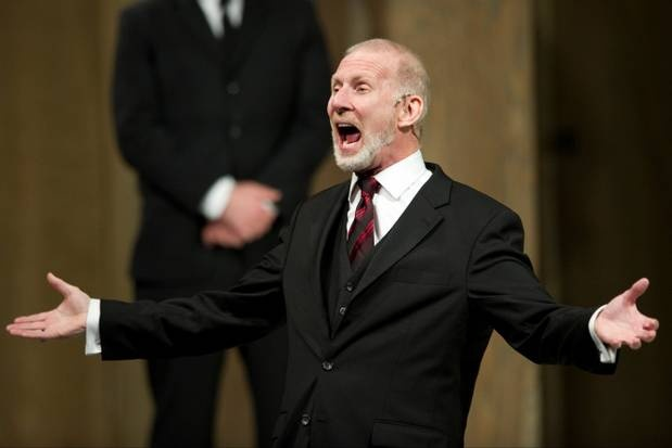 """Dallas Theater Center's 'King Lear' depicts horrors of aging"" via dallasnews.com"