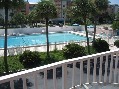 Clearwater Vacation Rental - VRBO 320662 - 0 BR Florida Central West Studio in FL, Beach Condo ~ Olympic Sized Pool ~ Currently Running Specials!