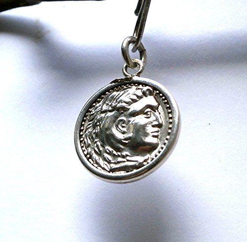 Hercules Small Silver Pendant     Pressed - Handmade     925 Sterling Silver     Diameter 27mm     Weight: 3.8g    Hercules Small Silver Pendant Konstantis Jewelry http://www.amazon.com/dp/B00QZK2RKU/ref=cm_sw_r_pi_dp_rNGJub0M4W9PM
