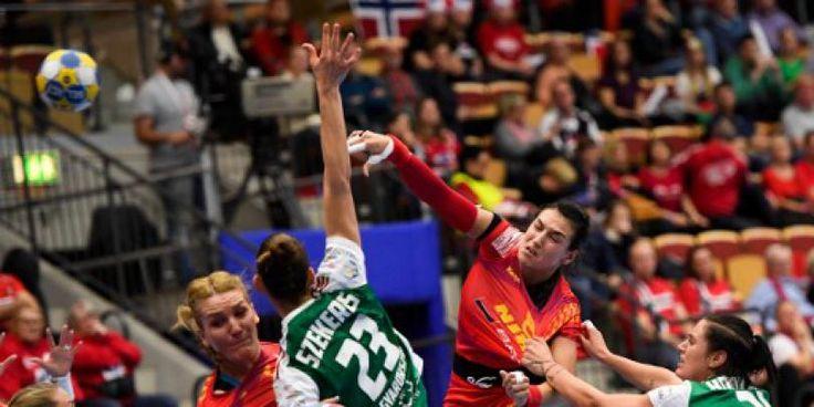 Cristina Neagu, golgheter detaşat la Campionatul European