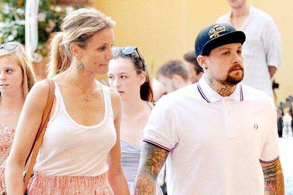 It's Official- Cameron Diaz Married Benji Madden! #BenjiMadden, #CameronDiaz, #DrewBarrymore