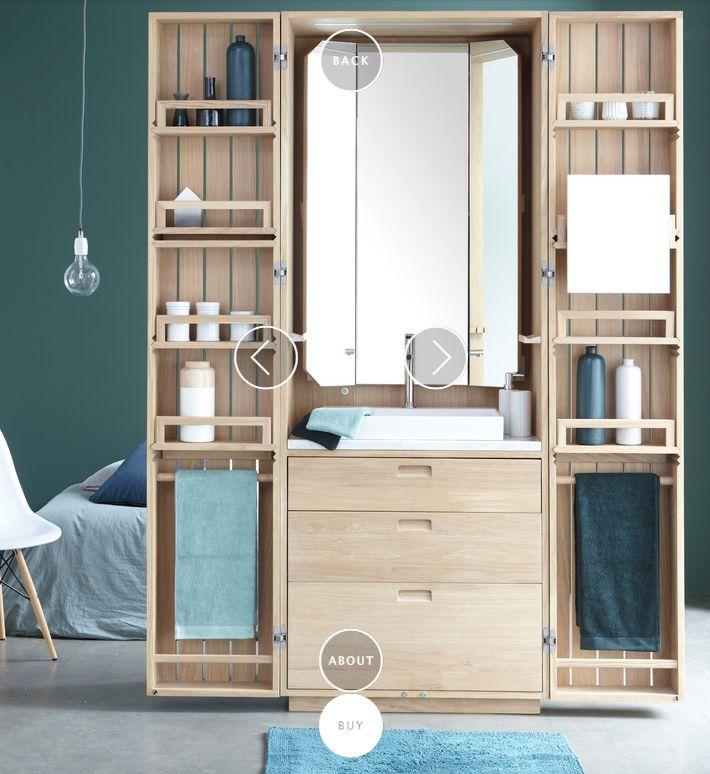 La Fonction - La Cabine (the smallest bathroom)