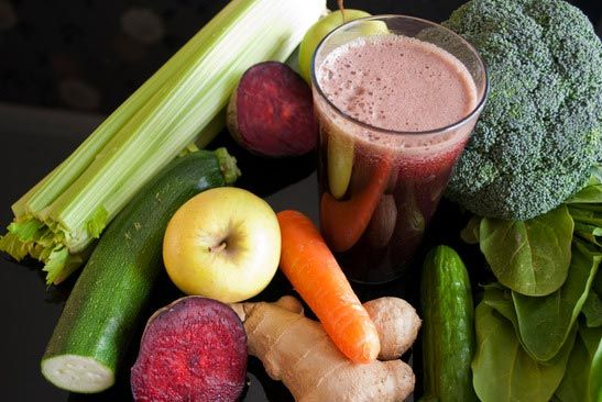 7 Simple and Healthy Juice Detox Recipes for Beginners