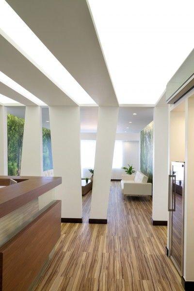 Εσωτερική διαρρύθμιση οδοντιατρείου στην Κηφισιά - hhh architects   Αρχιτεκτονικό Γραφείο
