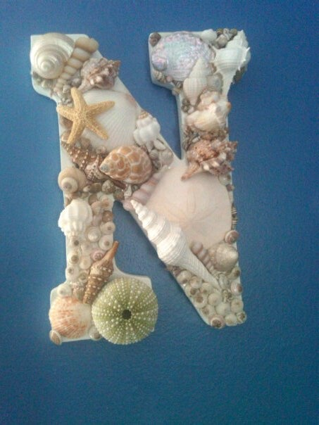 112 Best Images About Seashell Craft Ideas On Pinterest