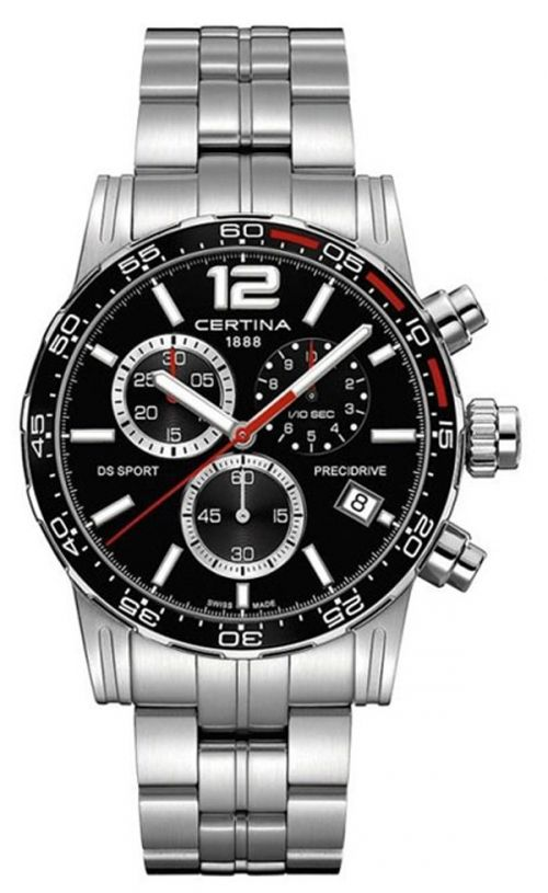 Certina DS Sport Chronograph Precidrive   C027.417.11.057.02