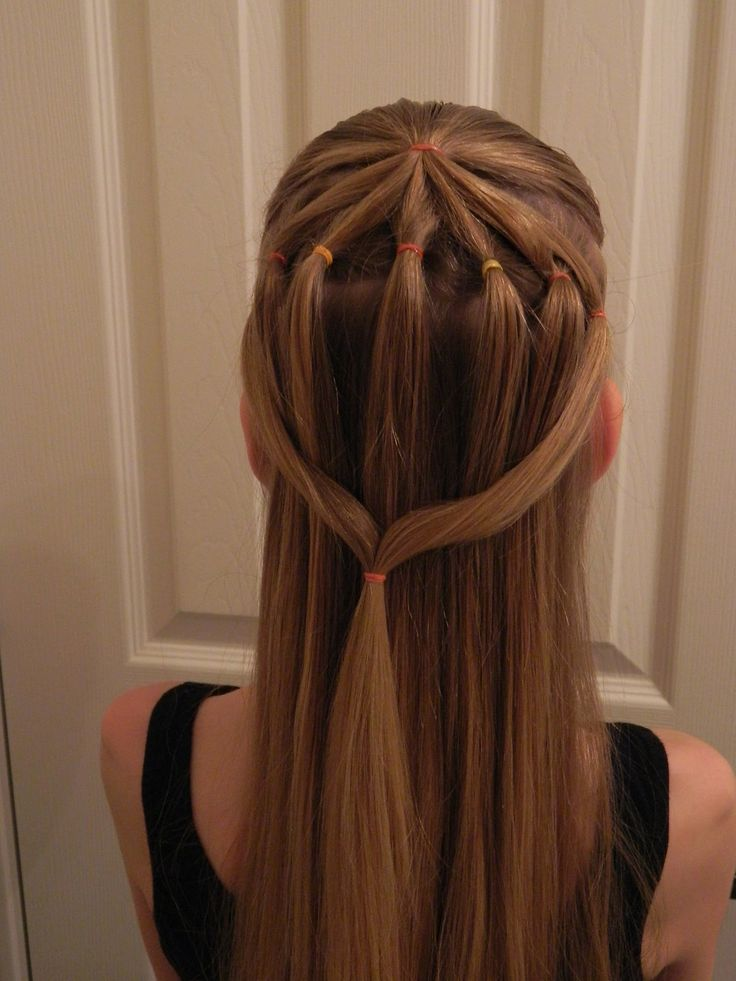 Around pigtails hairdo / Bonita Hair Do