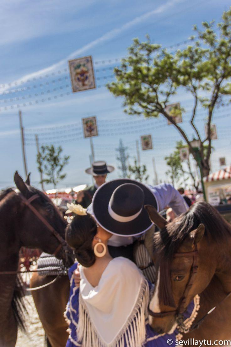 Momentos Feria de Abril de Sevilla.  #Sevilla #Seville #sevillaytu @Sevilla&Tú