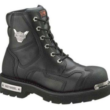 Harley-Davidson Men's Diversion Boot,Black,10.5 M