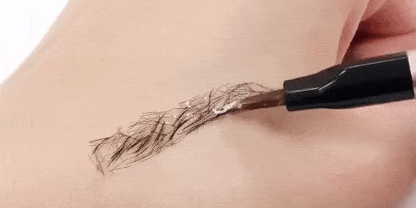 This Sticky Goop Is Going Viral for Being a Magical Eyebrow Thickener