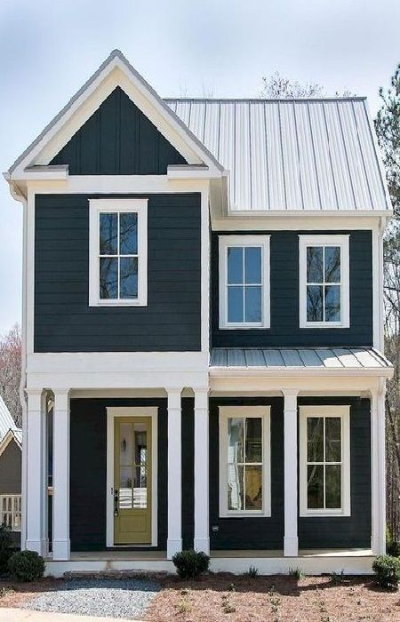 Most Popular Exterior Paint Colors for 2019 | Modern ...